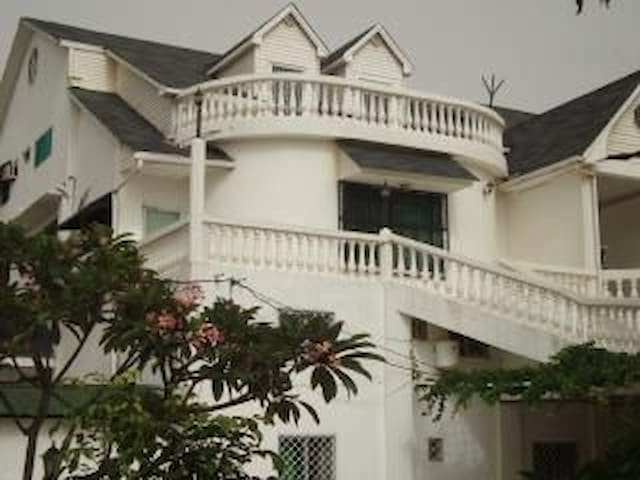 Princess Aprt #10 a two large bedrooms 4 beds.