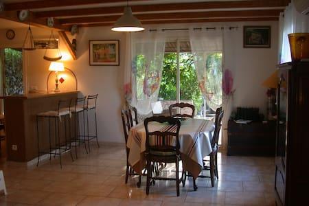 Maison confortable pour 6 Pers en pleine nature - Montfort-sur-Argens