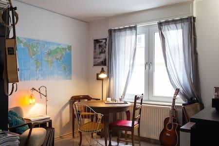 Gemütliche Einzimmerwohnung