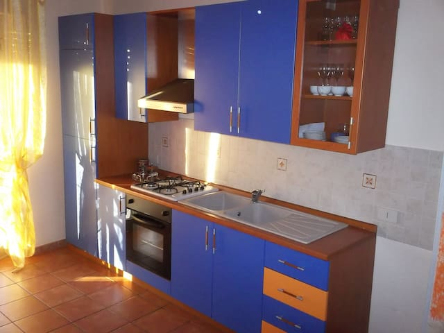 Appartamento del centro storico - Piazza Armerina - Lägenhet