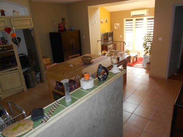 Appartement prés d'avignon - Monteux - อพาร์ทเมนท์
