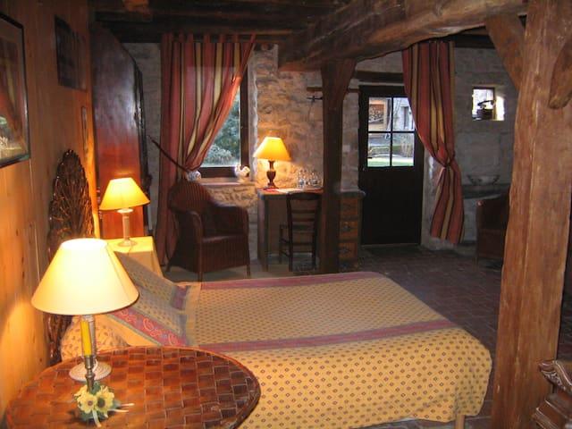 Chambre de Monsieur Lelièvre - Égreville