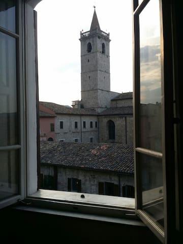 Casa con vista sul Duomo - ascoli piceno
