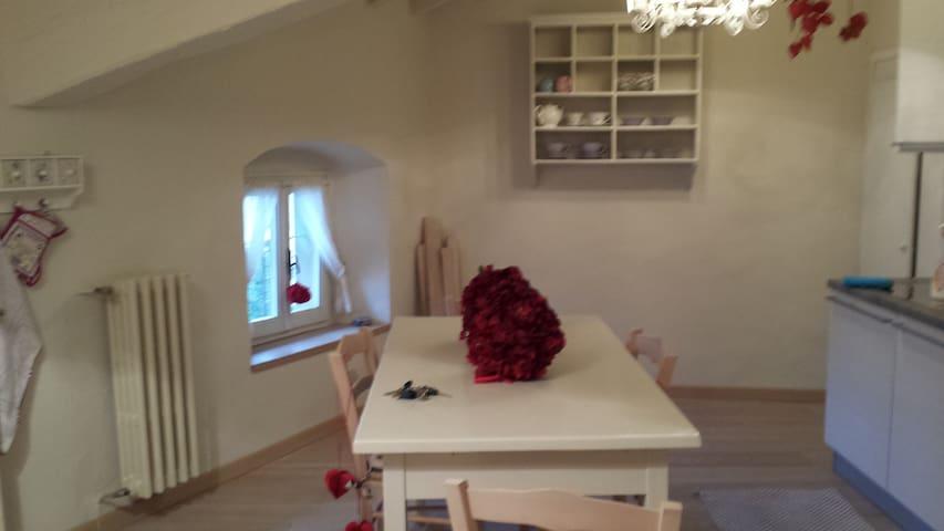 Appartamento  Rosa - Panzano In Chianti - Wohnung