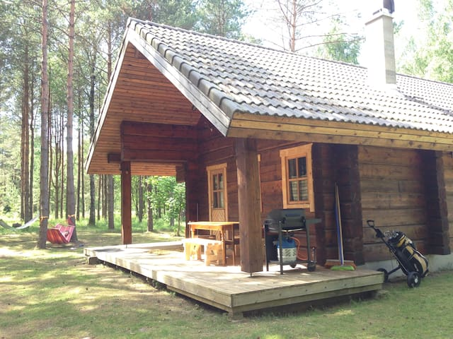 Aadam's summerhouse - Reiu