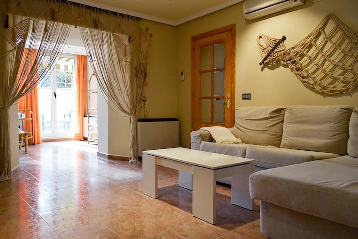 Apartamento Corral del dey Trujillo con Terraza