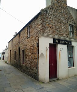 124- In the heart of Stromness