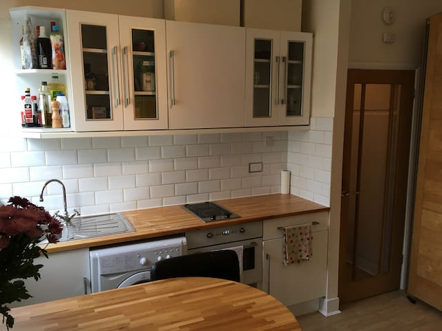 Lovely top floor studio in central London ! - Londra - Daire