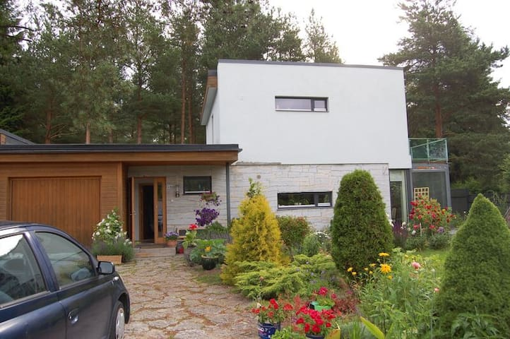 3 bedroom house and a garden - Tallinn - Rumah