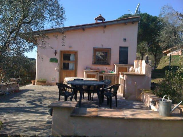 villetta indipendente in parco priv - Sacrofano - Villa
