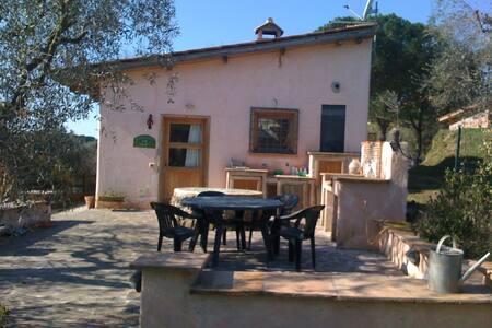 villetta indipendente in parco priv - Sacrofano - Willa