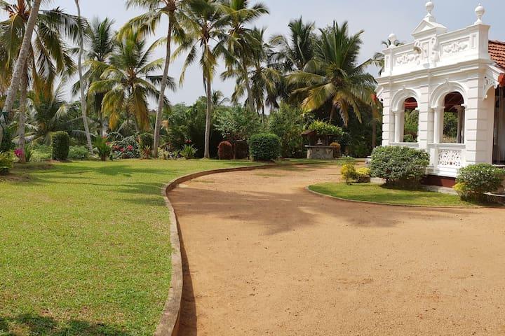Spacious Eco-Friendly Villa close 2 *Mirissa Beach