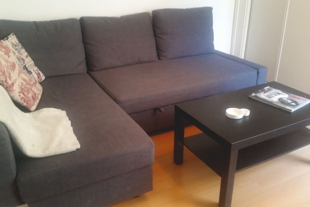 Living Room (4 Person Couch)