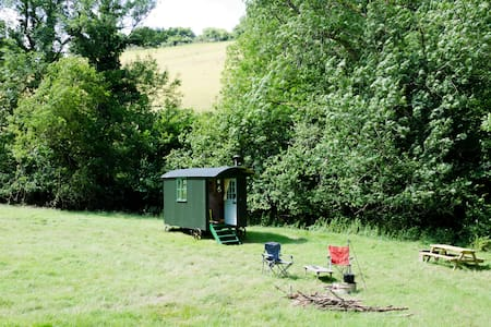 Shepherds Hut West Somerset Exmoor - Exmoor