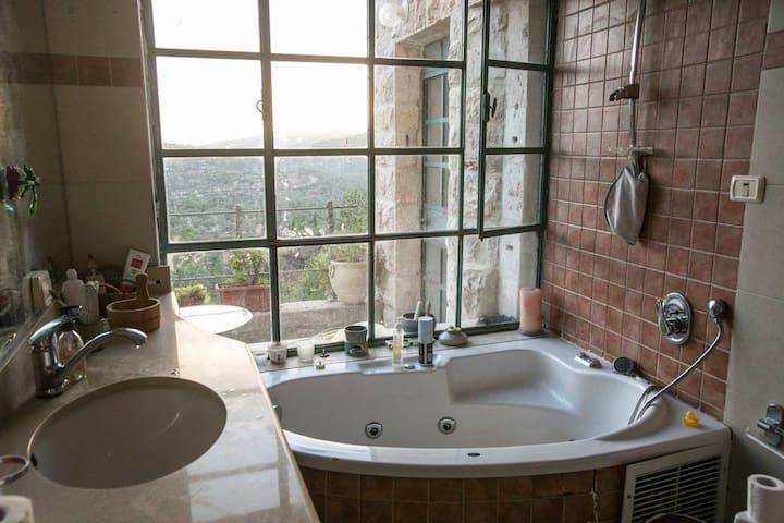 Stunning Ein Kerem Vacation spot - เยรูซาเล็ม