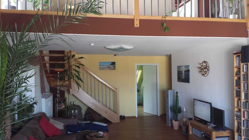 Privatwohnung in Pfinztal - Pfinztal - Appartement