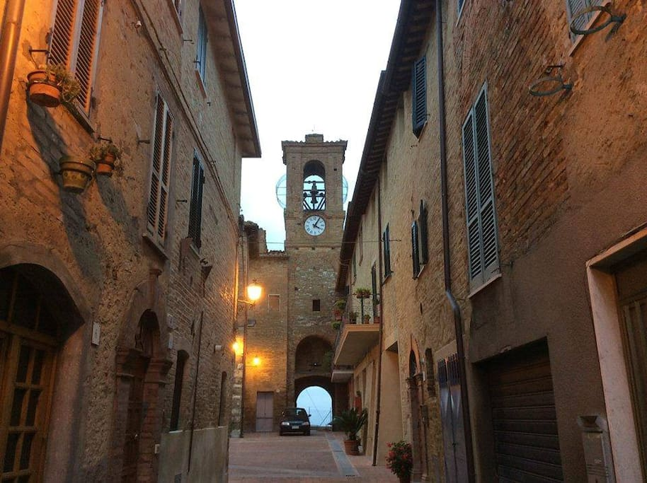 This medieval village is the quintessence of Italian charm.