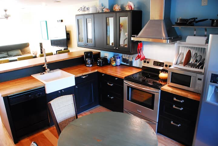 Condo with Renovated Kitchen