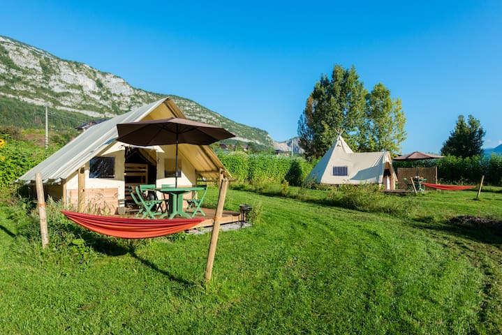 Tente-Lodge Tournette - Lathuile