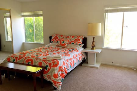 Comfortable Private Bedroom Near 99 Ranch IVC - Irvine