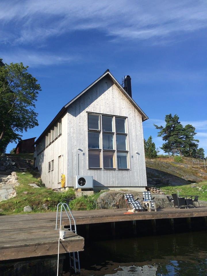 Stockholm archipelago, Norra Lagnö