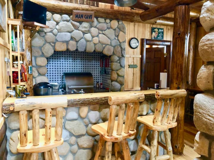 The Lodge Brew House- Perfect Winter Getaway