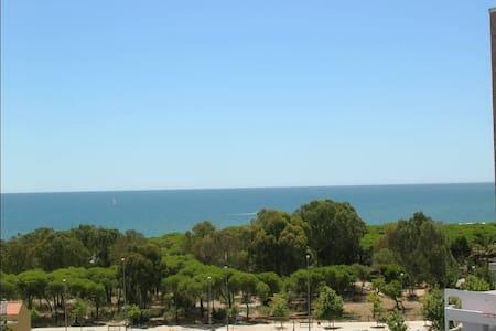 Apartamento con  vistas - Isla Cristina - Huoneisto