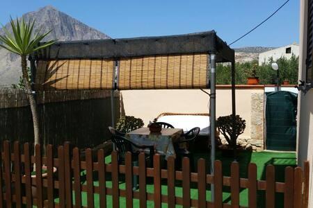 ACCOGLIENTE APPARTAMENTO A SOLO - Baglio Mogli Belle - Apartament