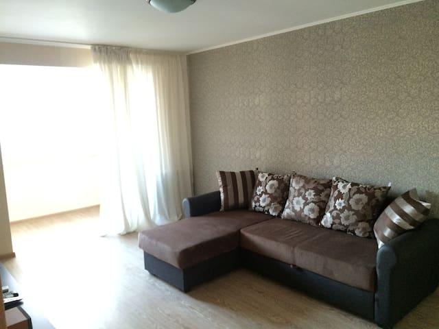 Квартира на Чёрном море - Ольгинка - Apartament