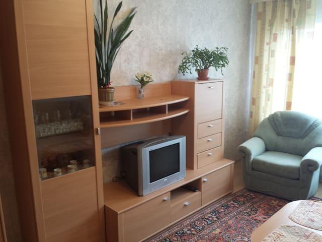 Уютная 1-комнатная квартира - Liepāja - Apartemen