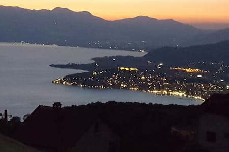 Great view of Ohrid - Velestovo - Ohrid - Villa