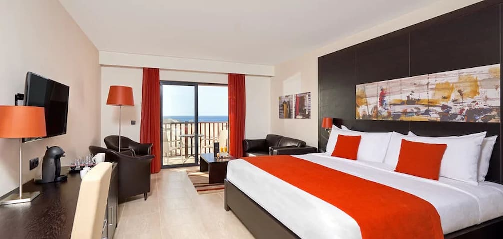 CV Holidays-  Llana Beach Resort Beachfront Suite