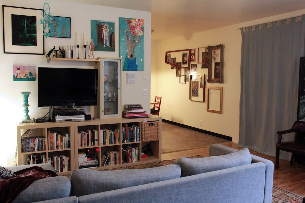 Spacious and artsy brooklyn escape appartements louer brooklyn new yor - Appartement new york brooklyn ...