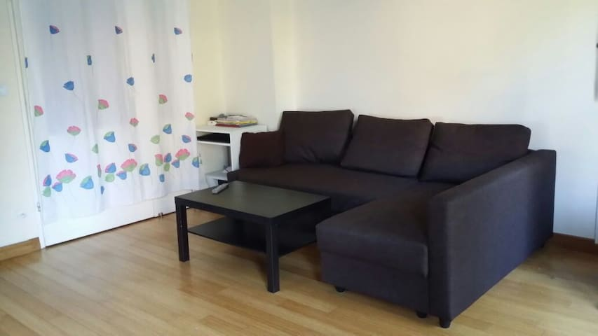 Big Apt 60m² 10min Paris/Disneyland - Neuilly-sur-Marne - Apartment