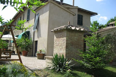 Quiet b & b in Montalcino, Tuscany - Stazione Sant'angelo-cinigiano - Bed & Breakfast