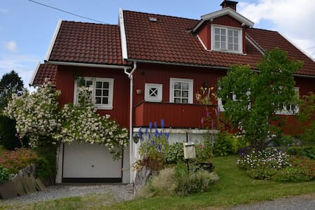HOUSE ONLY 15 MIN FROM CITY CENTER - Oslo