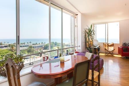 Priv. Double Room -Full Sea VieW- - Barcelona - Apartemen
