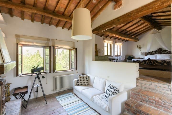 Stunning Tuscan Villa and Annexe