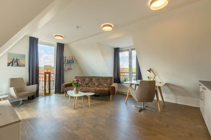 Luxurious apartment for 5 people, within walking distance of the beach in Zoutelande