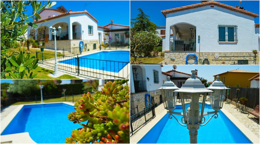 Villa Immona with private swimming pool