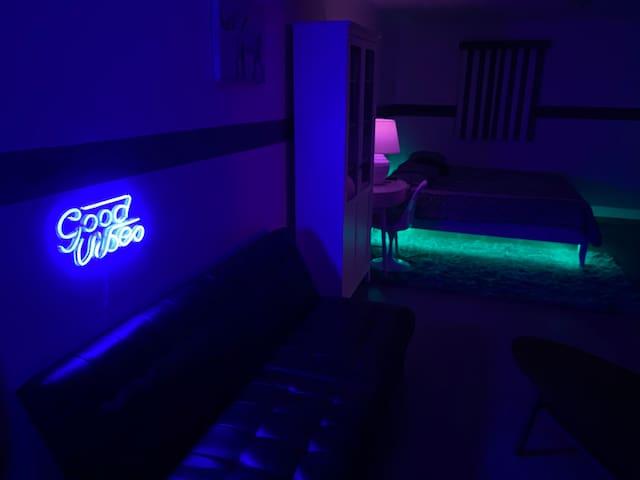 Good Vibes Studio.