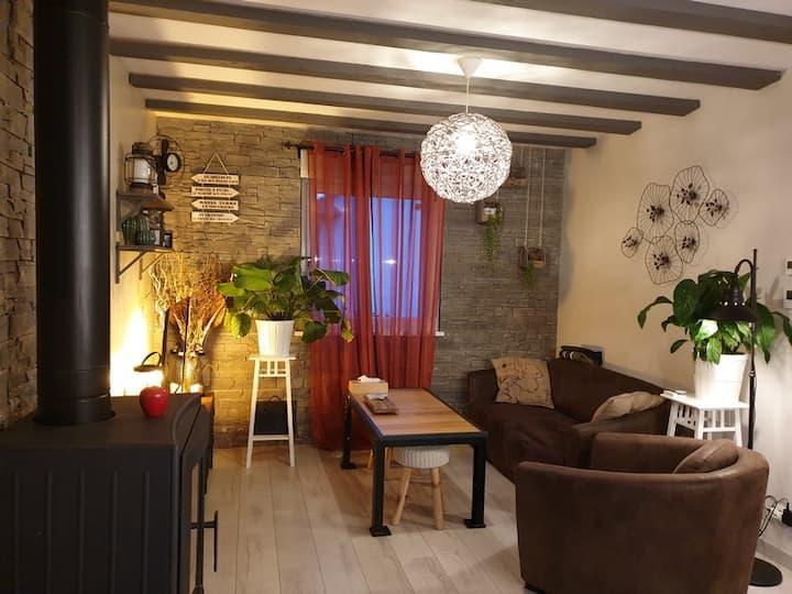 Gîte Alsace maison indépendante proche Strasbourg