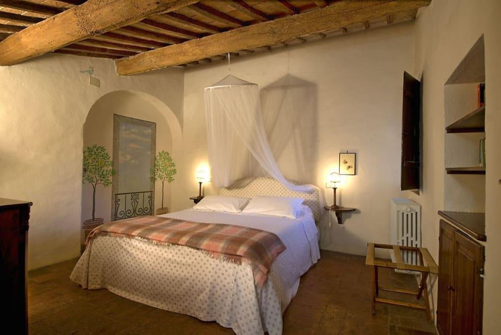 Casa Clementina - double bedroom