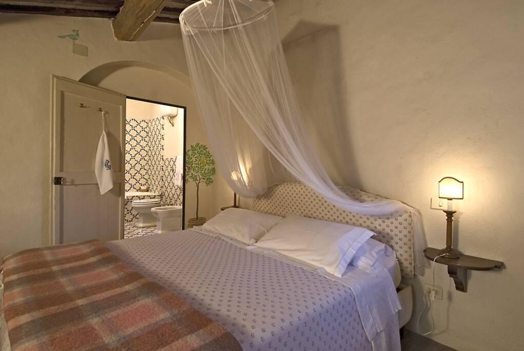 Casa Clementina - double bedroom
