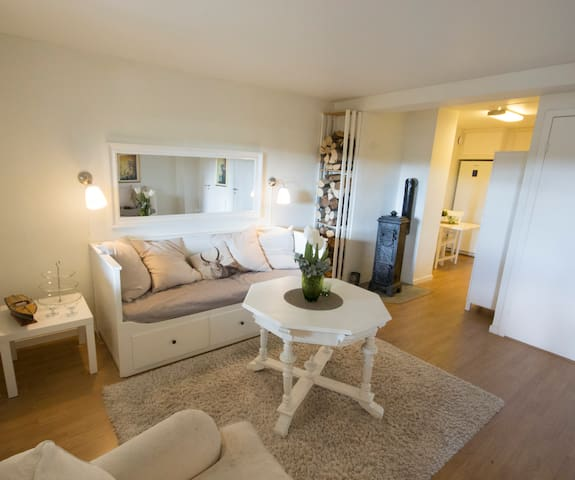 Høysand: Cozy apartment close to the beach - Sarpsborg - Apartment