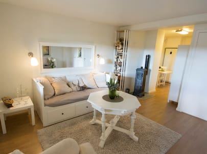 Høysand: Cozy apartment close to the beach - Sarpsborg