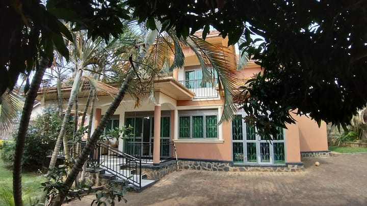 An exclusive private home in Muyenga, Kampala