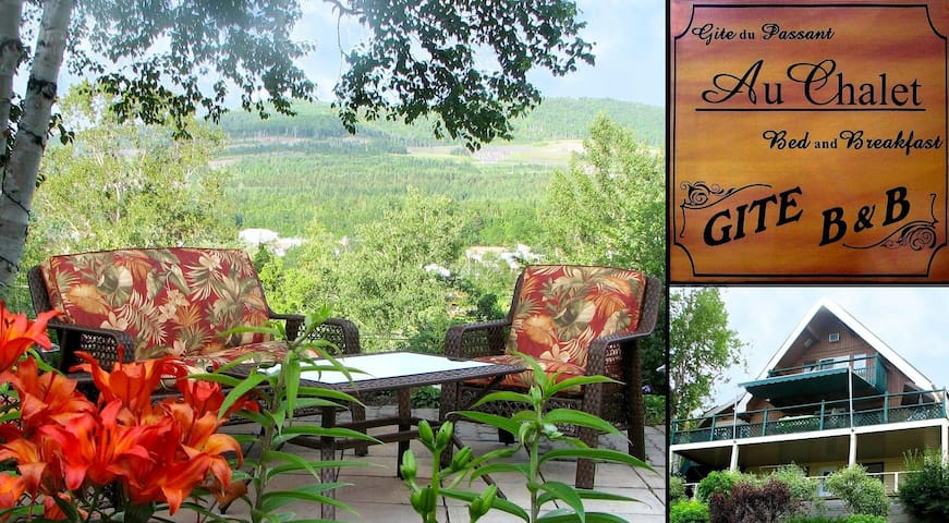 AU CHALET Bed and Breakfast - Edmundston - Bed & Breakfast