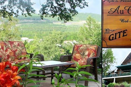AU CHALET Bed and Breakfast - Szoba reggelivel