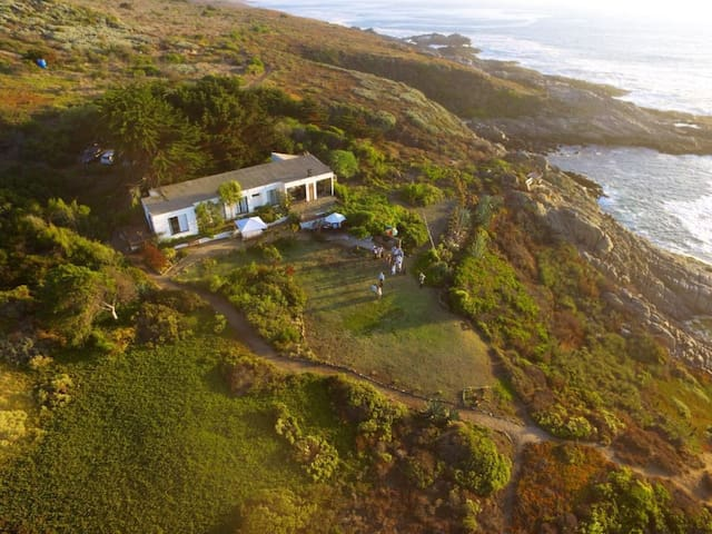 Direct view and access to Pacific Central Coast - Zapallar - Maison